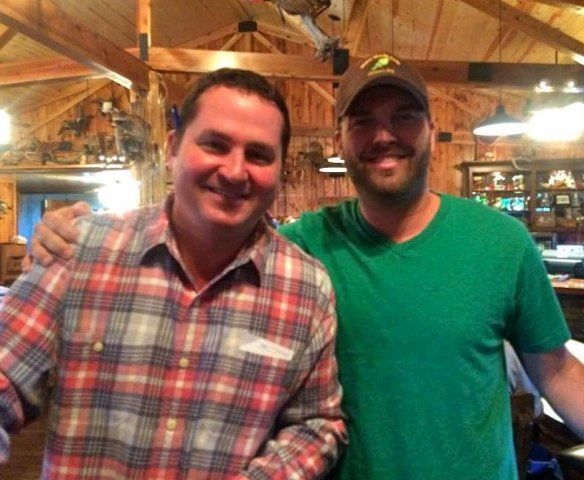 Mallard's Roadhouse Owners, Chad Beaty & Creston Peck